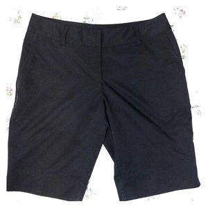 Adidas Black Bermuda Climalite Golf Shorts Sz.10